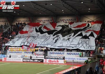 TIFO AFC 15 ans