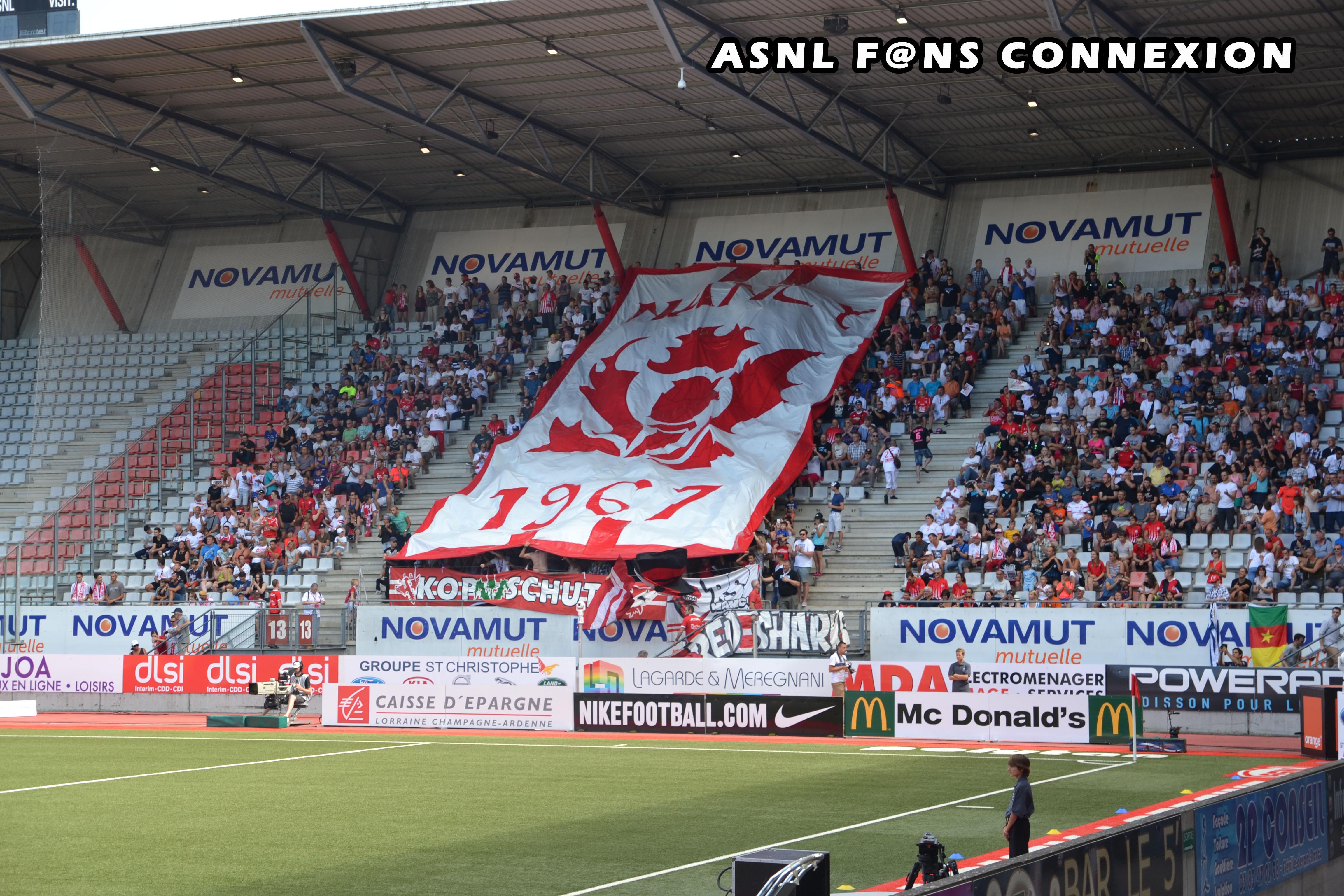 TIFO AFC LYON 2016