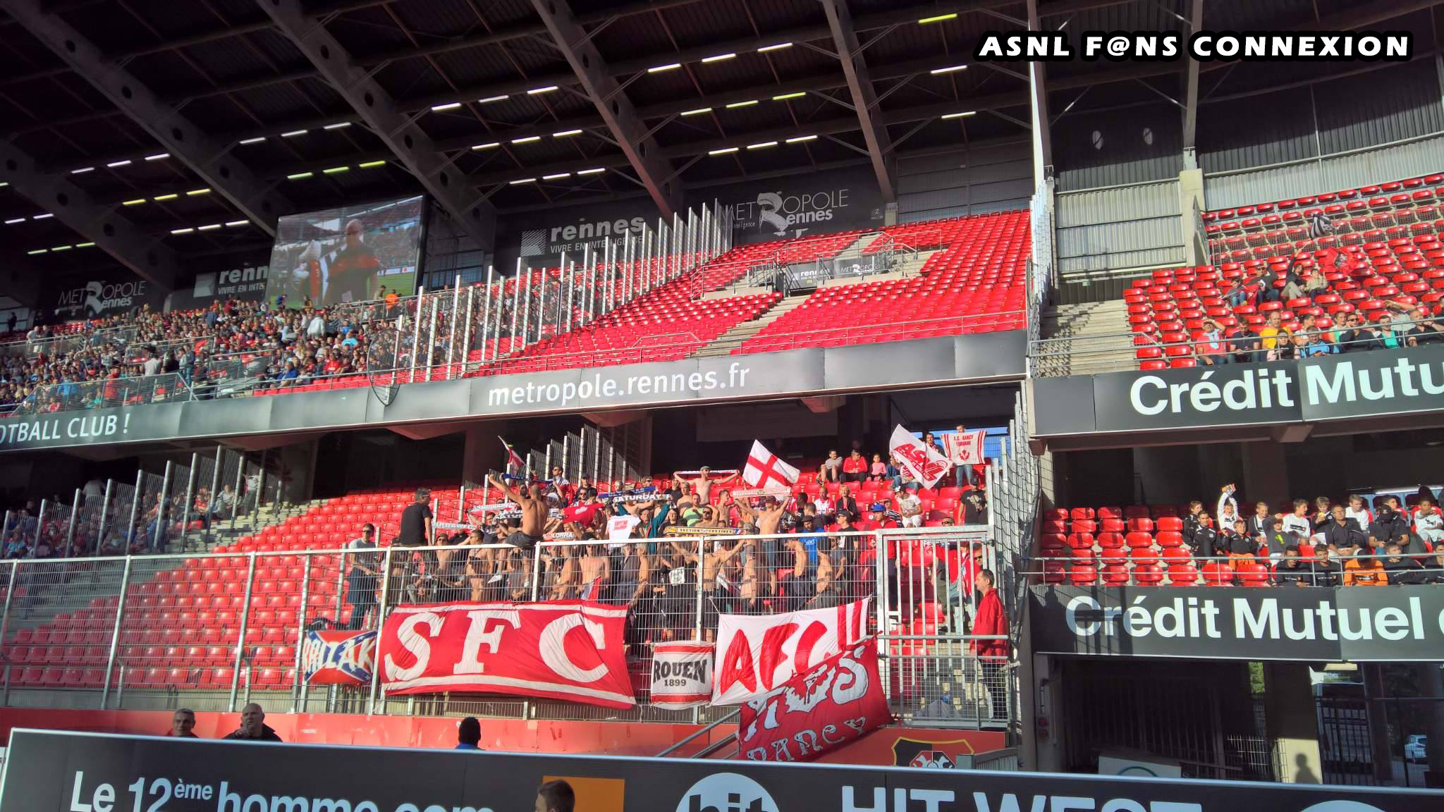 AFC Rennes 2016